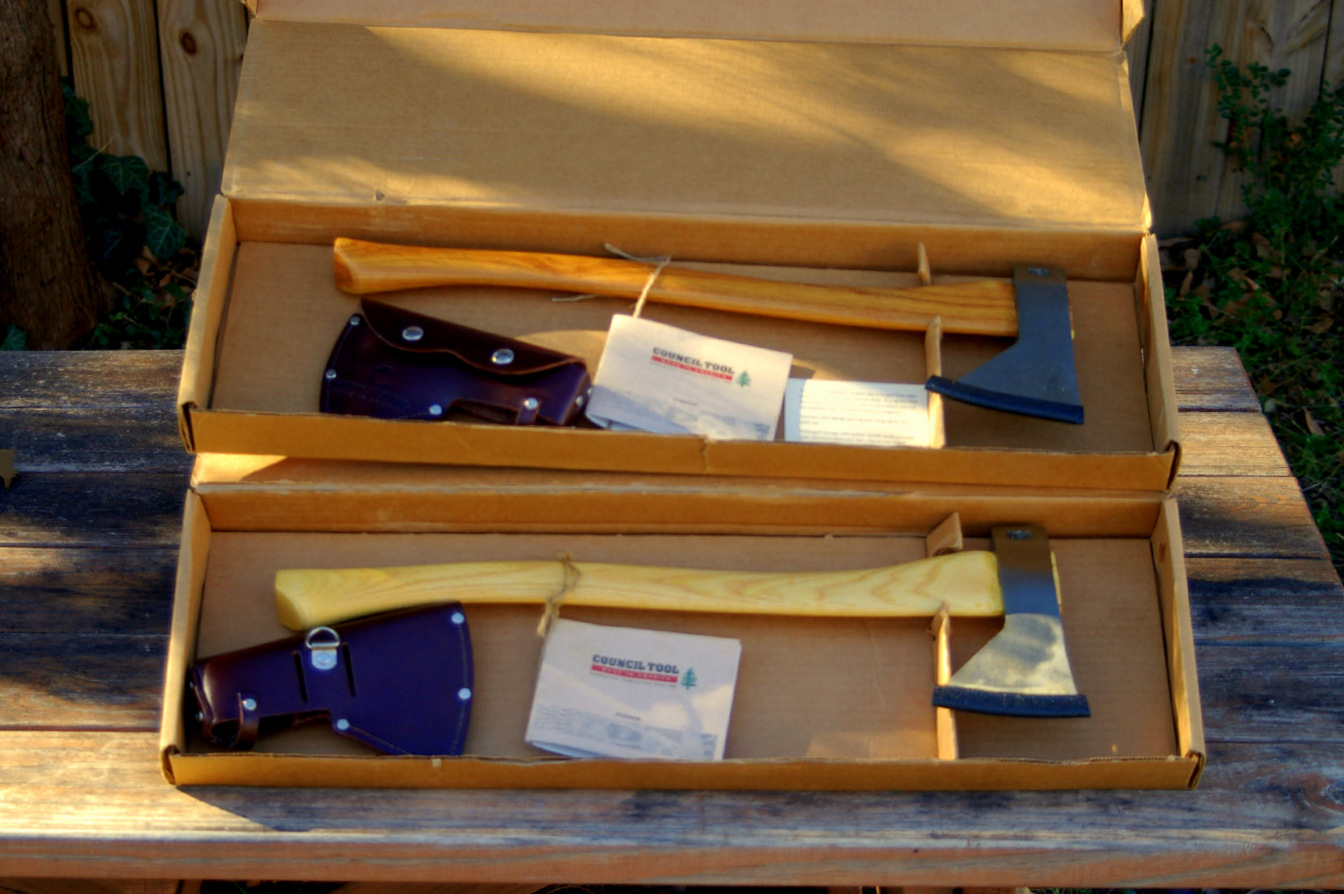 council tool velvicut hudson bay axe review the woods life