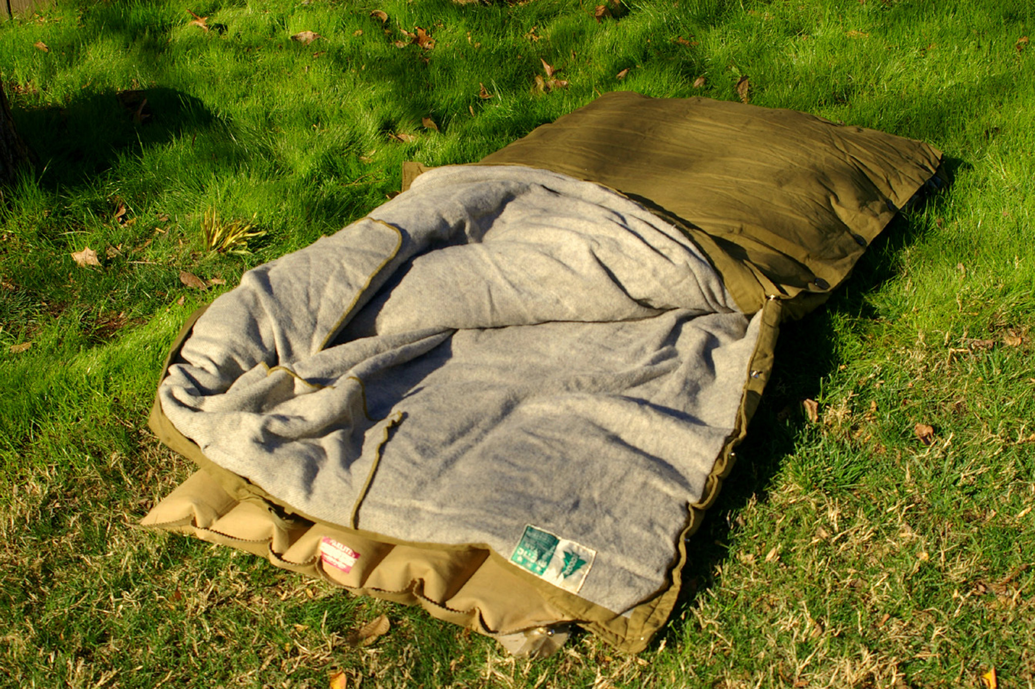the woods arctic sleeping robe the woodcrafter s winter warmer